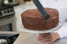 Novices can sometimes be intimidated by baking, because it has a reputation for requiring close and careful accuracy of measurement and technique. Pan Sizes, Fondant, Cupcakes, Cake Pans, Baking Soda, Sweet Treats, Pudding, Cake Brownies, Desserts