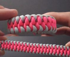 How to Make a Mated Snake Knot Bracelet by TIAT