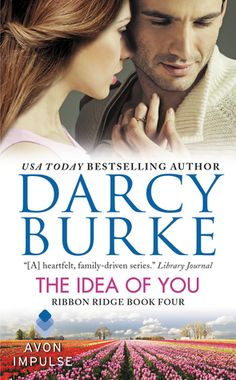 The Idea of You (Ribbon Ridge #4) by Darcy Burke at The Reading Cafe: http://www.thereadingcafe.com/the-idea-of-you-ribbon-ridge-4-by-darcy-burke-a-review/