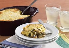 Chilean Corn and Vegetable Casserole