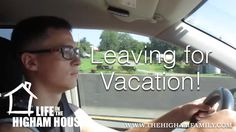 Leaving for Vacation 2016