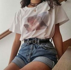 Style Outfits with Ideas - Vintage outfits - Indie Outfits, Cute Casual Outfits, Retro Outfits, Casual Clothes, 80s Style Outfits, Cute Grunge Outfits, Cute Vintage Outfits, Women's 90s Style, 80s Inspired Outfits