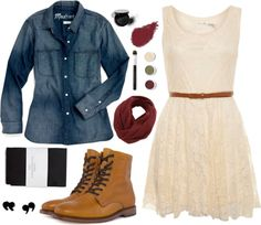 """""""Fall/Winter"""" by nicki-rae on Polyvore"""