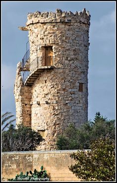 Bettina Tower, Malta