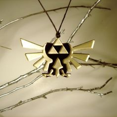 "Legend of Zelda ""Triforce"" - Laser Cut Acrylic Ornament"