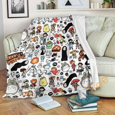 Studio Ghibli, Totoro, Howls Moving Castle, Reading In Bed, Minimalist Living, Warm And Cozy, Game Room, Room Inspiration, Home Accessories