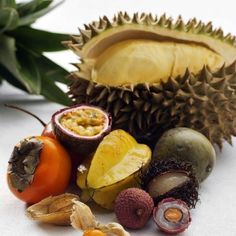 Thailand exotic fruit