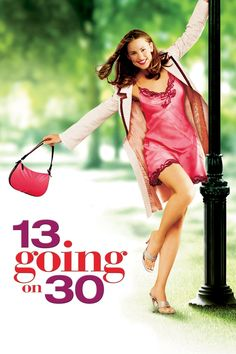 13 going on 30 - Winick (2004) - *** - set 2016
