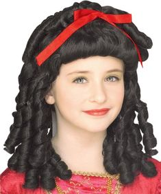 Rubies Child Storybook Girl Wig *** Click image to review more details.
