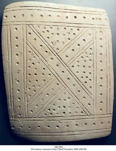 "The Valdivian or pre-Valdivian stone plaques or star charts (Ecuador 3500 - 1500 BC) are the earliest evidence of ""writing"" from the Americas."