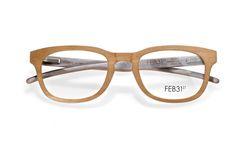 Battuta - FEB31stFEB31st | Occhiali in legno