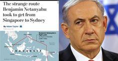 Apresiasi Untuk Presiden Jokowi, Sikap Tegas Indonesia Bikin Pesawat PM Israel Kudu Muter