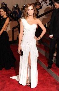 Emma Watson 2010 Met Ball