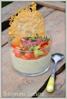 Panna Cotta dallo zucchino all& Antipasto Platter, Vegetarian Recipes, Healthy Recipes, Cold Appetizers, Panna Cotta, Buffet, Savoury Cake, Food Plating, Food Inspiration