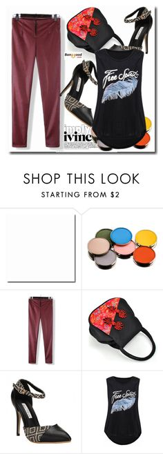 """""""17"""" by sejla15 ❤ liked on Polyvore featuring Morphe and BangGood"""