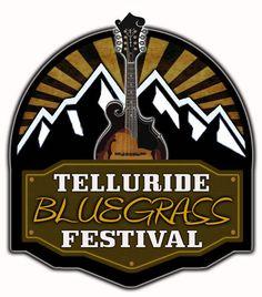 Telluride Bluegrass Festival in Telluride, CO, June 21-24, 2012