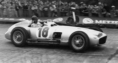 1954 Mercedes-Benz F1 Car Of Fangio Sells For £19.6 Million At Goodwood Festival of Speed