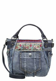 Desigual bag great job please Visit my site https://www.upcyclingbymilo.com/ for more products