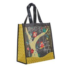 Express your faith with gifts such as this Tote Love One Another Deeply 1 Pet only at Christian Art Gifts. Christian Art Gifts, Love One Another, Prada Saffiano, Walk By Faith, 1 Peter, Valentine Gifts, Gifts For Mom, Shopping Bag, First Love