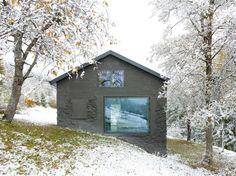 Ferienhaus von Savioz Fabrizzi im Wallis