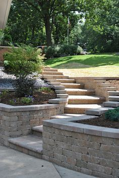 staircase-paver-norland-landscape-0604 by Norland Lanscape, via Flickr