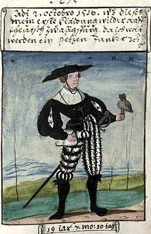 Matthäus Schwarz - Wikipedia, the free encyclopedia