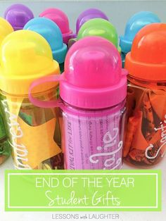 End of the Year Gifts - Survival Kit for Life! Free printable tags!