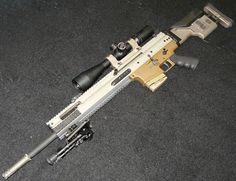 SCAR SSR [Sniper Support Rifle] jdm