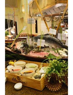 The Sofitel's luxury fish buffet has seafood lovers across Phnom Penh licking their lips in anticipation