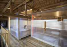 He Wei transforms traditional Chinese property into a hostel