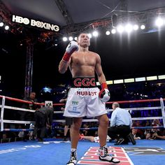 73f55f46523 Gennady Golovkin Ties Bernard Hopkins Record with Win vs. Vanes Martirosyan