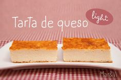 { tarta de queso, dieta Dukan } Mar&Vi Creative Studio - España