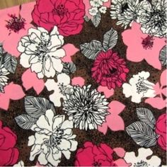 Site to buy VB fabrics! Vera Bradley Patterns, Fabric Remnants, Mocha, Fabric Crafts, Craft Supplies, Diy Projects, Kids Rugs, Embroidery, Stitch