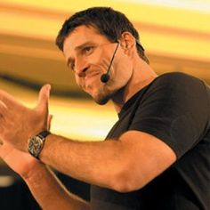 Anthony Robbins, changed my life