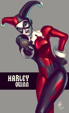 Harley Quinn by DarroldHansen on DeviantArt
