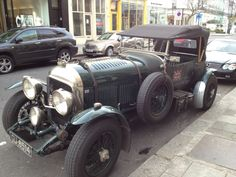 nice old car