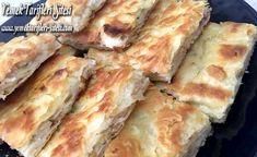 Kuru Yufkadan Peynirli Börek Tarifi