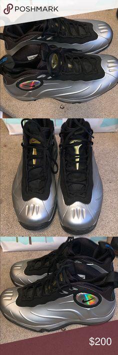 Men s sneakers Tim Duncan s Tim Duncan s 2011 release men size 10 worn  twice. Original box 4680efa3f