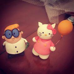 Dexter y kitty