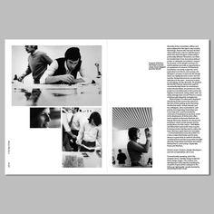 Mark Holt / Munich The Visual Output of Otl Aichers Dept. XI / Book / 2019 P… Mark Holt / Munich La production visuelle d'Otl Aichers Dept. Editorial Design Layouts, Magazine Layout Design, Book Design Layout, Print Layout, Editorial Design Magazine, Web Design, Mises En Page Design Graphique, Otl Aicher, Magazin Design