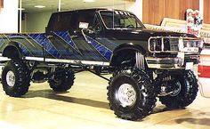 Ford OBS F350 Show Truck