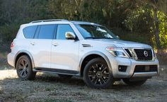 #2017_Nissan_Armada Review: First #Test_Drive a #full_size_SUV !!!  #New_car with the best #of_road_capability!!! check for more!