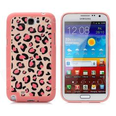 Quantity: 1 Piece; Color: Pink; Material: Plastic; Compatible Models: Samsung Galaxy Note II N7100; Other Features: Protects your phone from scratch, dust and shock; Packing List: 1 x Protective case; http://j.mp/VCfcFh