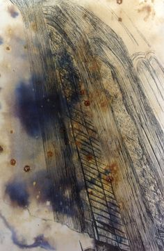 Etching onto stained surfaces (Abi, unit 2 prep)