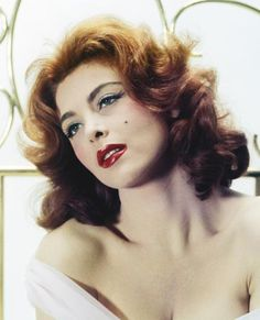 We're Seeing Red This St. Patrick's Day! Get Inspired to Try the Hot Hair Hue - Tina Louise from #InStyle