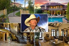 Alan Jackson Franklin Tn Home Beverly Lewis Nashville Stars Homes
