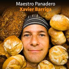 Xavi Barriga lleva la panadería en la sangre. Él es uno de los mejores del mundo y mezcla los métodos tradicionales con los más modernos. ¡Ven y aprende cómo lo logra en #Mexipan2016! http://www.mexipan.com.mx  #Mexipan #Mexico #Bread #Pan #Panadería #Curso #Expo #WTC #Repostería #Postre