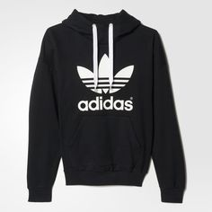 Hoodie femme adidas Cropped trèfle: Amazon.co.uk: Sports