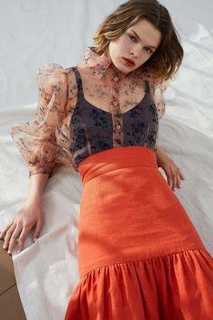 Jill Stuart Resort 2018 Fashion Show