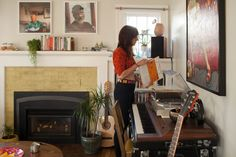 Elissa's Cozy & Eclectic Portland Bungalow